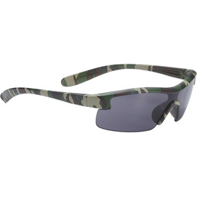 BBB Kids BSG-54 Sport Glasses Kids camouflage/matte green